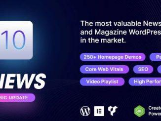 JNews Nulled Wordpress Theme